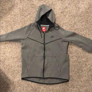 Nike Men's Dri-Fit Hooded Jacket